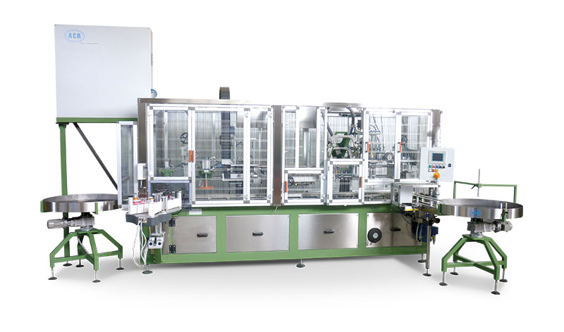 ACR personalisation dosing and filling machines